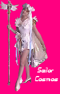 sailor cosmos cosplay  SailorCosmos costume...