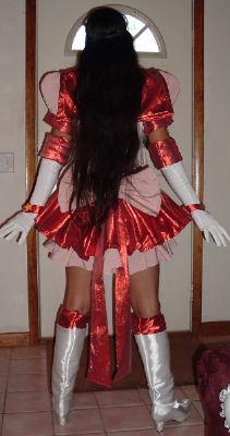 EternalSailor MarsEternal Sailor Mars Costume