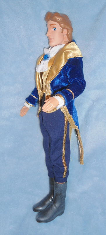 """Prince Adam from Beauty & the Beast 12"""" Doll!!"""