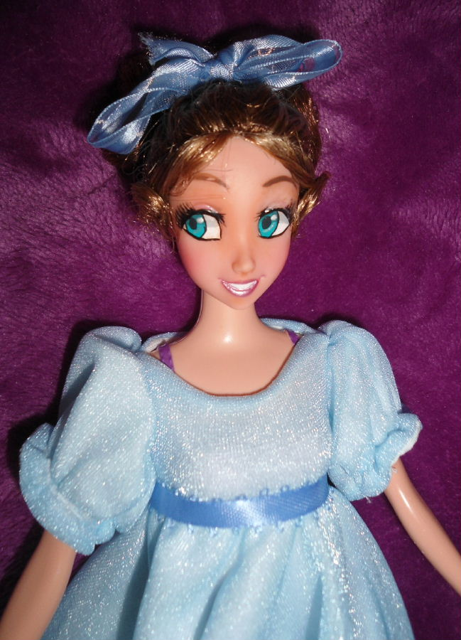 wendy darling vers 2 from peter pan 10 u0026quot  doll